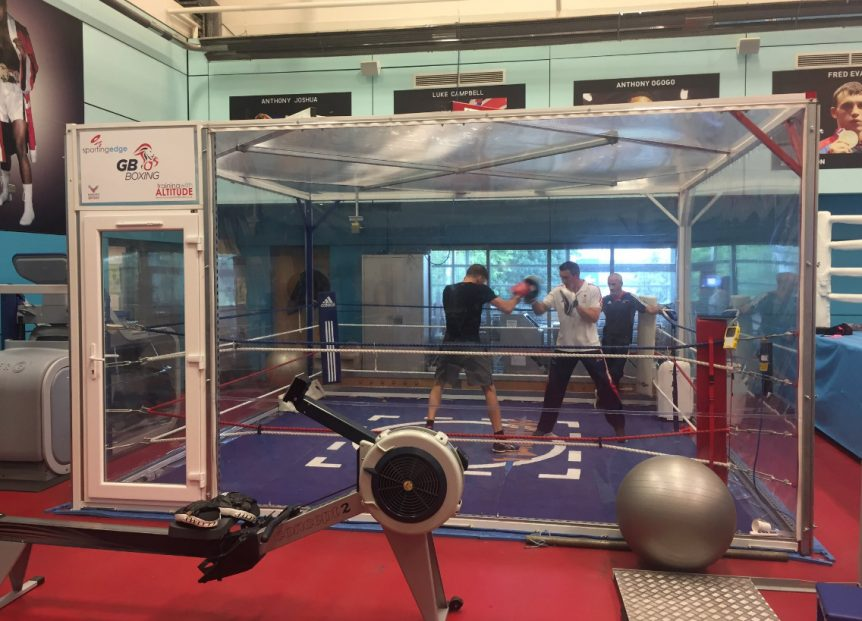 EIS, GB Boxing & Sporting Edge deliver the hyboxic (sic) knockout